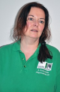 Angelika Schneider (Chefin)